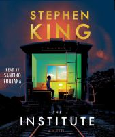 Cover image for The institute [sound recording CD] : a novel