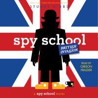 Cover image for Spy school british invasion