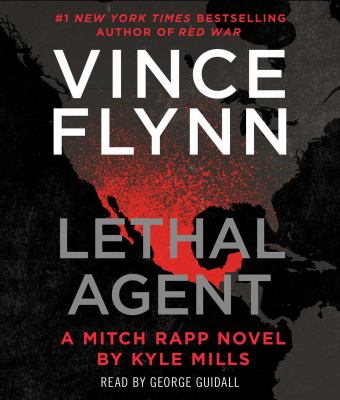 Cover image for Lethal agent. bk. 18 [sound recording CD] : Mitch Rapp series