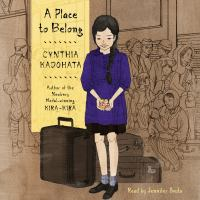 Cover image for A place to belong