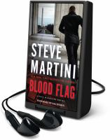 Cover image for Blood flag. bk. 14 [Playaway] : Paul Madriani series
