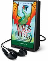 Cover image for The hidden kingdom. bk. 3 [Playaway] : Wings of fire series