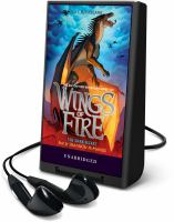Cover image for The dark secret. bk. 4 [Playaway] : Wings of fire series