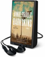 Cover image for Barkskins : a novel [Playaway]