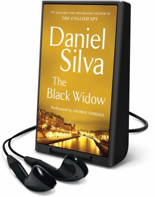 Imagen de portada para The black widow. bk. 16 [Playaway] : Gabriel Allon series