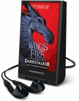 Cover image for Darkstalker [Playaway] : Wings of fire. Legends series