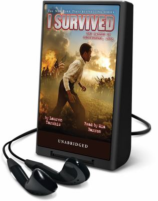 Cover image for I survived the Battle of Gettysburg, 1863 [Playaway] : I survived series
