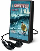 Cover image for I survived the Japanese Tsunami, 2011 [Playaway] : I survived series
