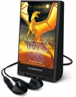 Cover image for The brightest night. bk. 5 [Playaway] : Wings of fire series