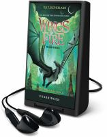 Cover image for Moon rising. bk. 6 [Playaway] : Wings of fire series