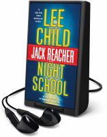 Cover image for Night school. bk. 21 [Playaway] : Jack Reacher series
