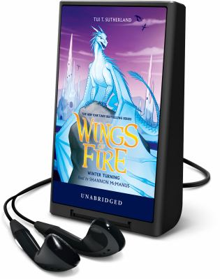 Cover image for Winter turning. bk. 7 [Playaway] : Wings of fire series