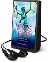Imagen de portada para Talons of power. bk. 9 [Playaway] : Wings of fire series