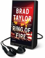 Cover image for Ring of fire. bk. 11 [Playaway] : Pike Logan series