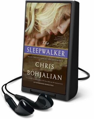 Cover image for The sleepwalker [Playaway] : a novel