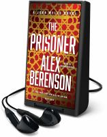 Imagen de portada para The prisoner. bk. 11 [Playaway] : John Wells series