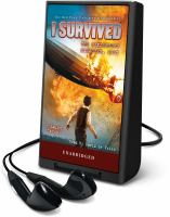 Cover image for I survived The Hindenburg disaster, 1937 [Playaway] : I survived series
