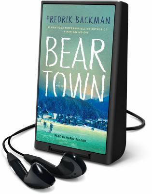 Cover image for Beartown [Playaway]