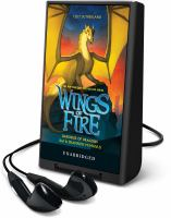 Cover image for Darkness of dragons. bk. 10 [Playaway] : Wings of fire series