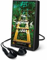 Cover image for The simplicity of cider [Playaway]