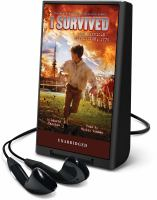 Cover image for I survived The American Revolution, 1776 [Playaway] : I survived series