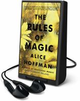 Cover image for The rules of magic [Playaway]