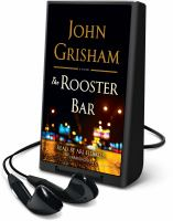 Cover image for The rooster bar [Playaway]