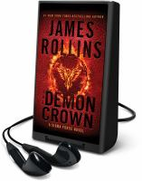 Cover image for The demon crown. bk. 13 [Playaway] : Sigma Force series