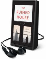 Cover image for The ruined house [Playaway]