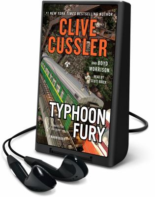 Cover image for Typhoon fury. bk. 12 [Playaway] : Oregon files series