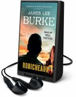 Cover image for Robicheaux. bk. 21 [Playaway] : Dave Robicheaux series
