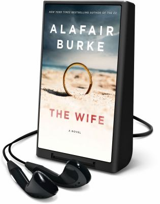 Cover image for The wife [Playaway]