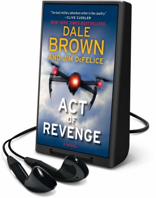 Cover image for Act of revenge. bk. 2 [Playaway] : Puppet master series
