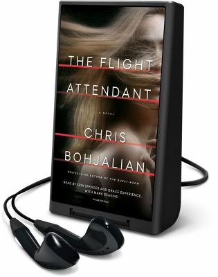 Cover image for The flight attendant [Playaway]