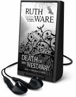 Cover image for The death of Mrs. Westaway [Playaway]