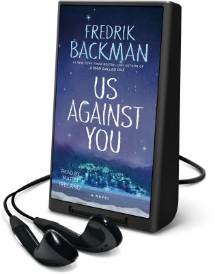 Cover image for Us against you [Playaway] : a novel