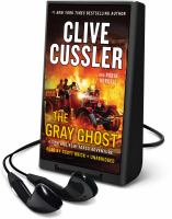 Cover image for The Gray Ghost. bk. 10 [Playaway] : Fargo adventures series