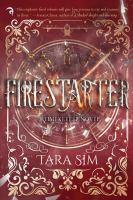 Cover image for Firestarter. bk. 3 : Timekeeper series