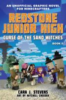 Cover image for Redstone Junior High. bk. 5 [graphic novel] : Curse of the sand witches