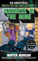 Cover image for Madness in the mine. bk. 5 : An unofficial Minecrafters time travel adventure series