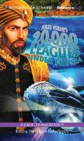 Cover image for 20,000 leagues under the sea [sound recording CD]
