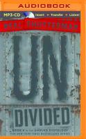Imagen de portada para UnDivided. bk. 1 [sound recording MP3] : Unwind dystology series