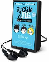 Cover image for Auggie & me [Playaway] : three wonder stories