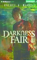Cover image for Darkness fair. bk. 2 [sound recording CD] : Dark cycle series