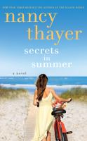 Cover image for Secrets in summer [sound recording CD] : a novel