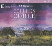 Cover image for A heart's promise. bk. 5 [sound recording CD] : Journey of the heart series
