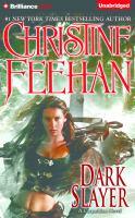 Cover image for Dark slayer. bk. 20 [sound recording CD] : Carpathian series