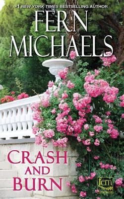 Cover image for Crash and burn. bk. 27 [sound recording CD] : Sisterhood series