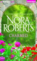 Cover image for Charmed. bk. 3 [sound recording CD] : Donovan legacy series