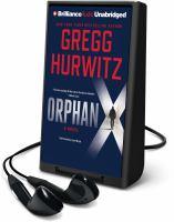 Cover image for Orphan X. bk. 1 [Playaway] : Evan Smoak series